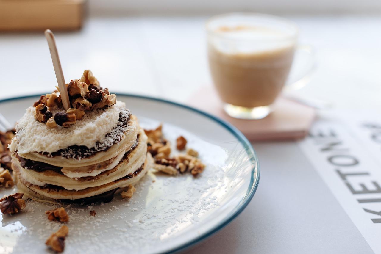 recette simple et rapide de pancakes